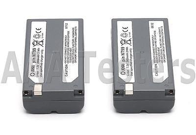Jdsu Test-um Validator Nt99 Lot Of 2 Brand New Batteries Nt93 Battery