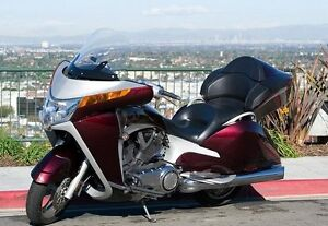 Victory Vision Touring Motorbike