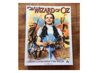 Wizard Of Oz video collectors box set