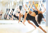 Aerial Yoga (Flying Yoga)