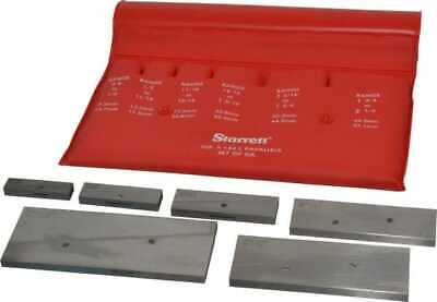 Starrett 38 To 2-14 Inch Adjustable Parallel Set 1-34 To 5-116 Inch Long...