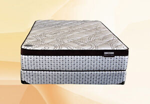 BRAND NEW POCKET COIL MATTRESS FOR $1(PAY ON DELIVERY)
