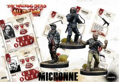 The Walking Dead All Out War - Michonne, Vengeful Hunter - MANTIC GAMES for sale  Shipping to South Africa