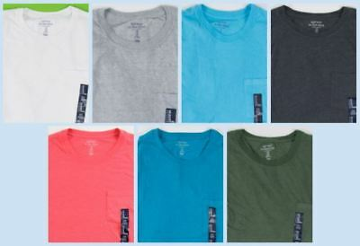NWT Mens GAP Softest Pocket T-Shirt Crewneck Choose Size/Color