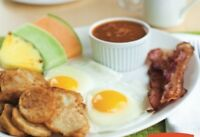 BREAKFAST COOK WITH EXPERIENCE