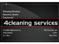 4cleaning service, gardening, repair services also taking all rubbish away