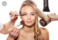 Mobile HAIR , MAKEUP and salon services at your door now