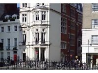 Premium Berkeley Square Office - Private, Fully Serviced, Various sizes (MAYFAIR)