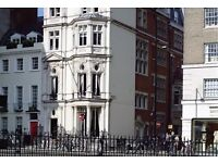 MAYFAIR Office Space to Let, W1 - Flexible Terms | 1 - 89 people