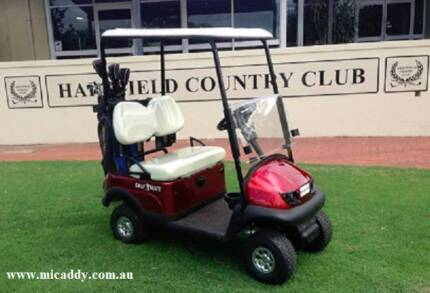 GOLF CARTS: 1 seat & 2 seat mid size GOLF-MATE golf carts Forrestfield Kalamunda Area Preview