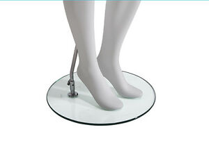 Female Mannequin by Mondo Headless EVE - 1HL Cameo White Finish West Island Greater Montréal image 9