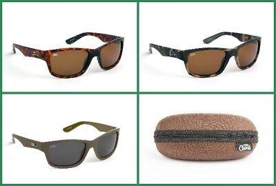 Fox Chunk Polarisiert Sonnenbrille - die Volle Reichweite