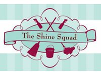 The Shine Squad - Domestic Cleaner