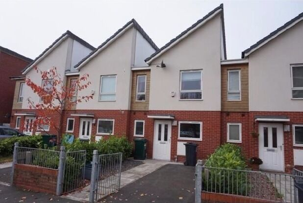 3 Bedroom Terraced House Front Driveway And Rear Private