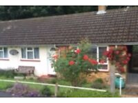 1 Double bedroom LA bungalow for over 55's in Hemel Hempstead exchange for Dunstable