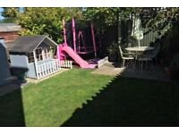 3 bed semi in beautiful part of Epsom, Surrey - looking for 3 bed in Somerset North area