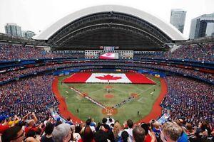 *Toronto Blue Jays CANADA DAY July 1 vs Boston Red Sox Tickets*