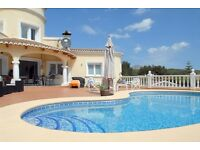 Myro 6. Large nice villa in Benitachell, on the Costa Blanca, Spain