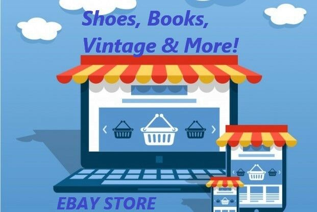 Shoes,Books,Vintage and More