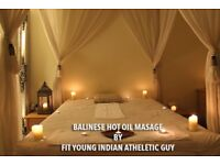 Balinese massage by fit young Indian Male Massage Therapist, Fully Qualified