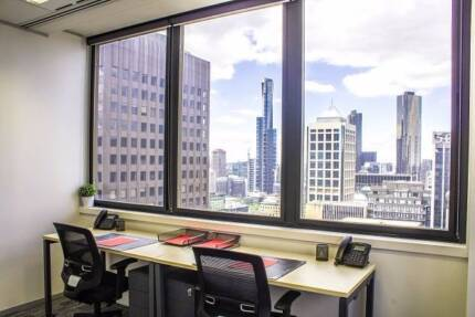 Large, Professional, Private 2 pers Office 20% Off & 1mo FREE!