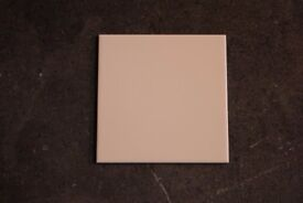 Gloss Buttermilk Wall Tiles 150x150mm RRP £15/m2 now only £5/m2 Brand new