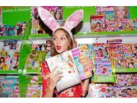 Costume bunny ears
