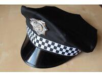 Fancy Dress Police Hat