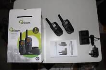 Oricom PMR1290 UHF 80 Channel 1 Watt Handhelds (Set of 2) Darlington Mundaring Area Preview