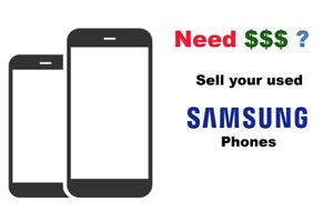I PURCHASE YOUR USED SMARTPHONE AT INCREDIBLE PRICE!