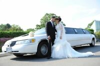 Limo St. Catherines to Airport Wedding Winery Casino 25% off