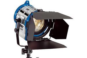 "Arri Lighting 650W Fresnel 4.3"" Lens"