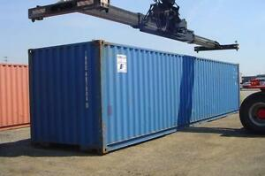20' & 40' Shipping and Storage Containers - SeaCans on Sale London Ontario image 1