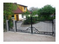 Need New steel fence or gates?? Call or email us for free quote!!!!!!