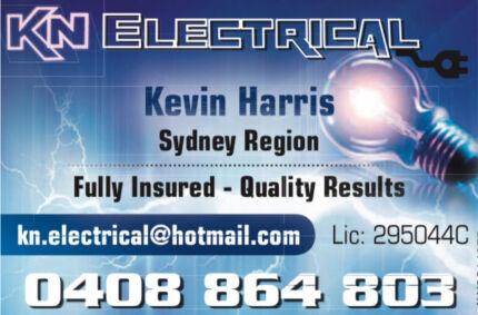 KN Electrical , Cheap Electrician!!