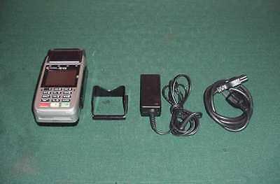 First Data Fd410 Gprs Credit Debit Emv Chip Reader Wireless Terminal Xapt 103Puw
