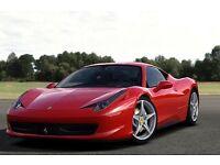 Ferrari 458 Start/Stop Fan