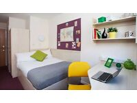 Student Accommodation available 30th April - 30th June. Ensuite room at Buchanan View, Glasgow
