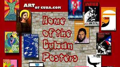 Home of the Cuban Posters