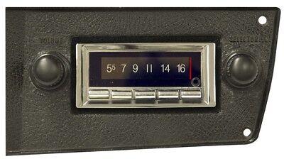 1973-1988 Chevy Truck 300 watt USA-740 AM FM Car Stereo/Radio built-in Bluetooth for sale  Fullerton