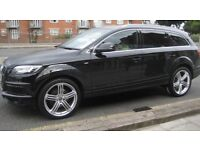 "Audi 22"" alloy wheels/tyres - Vw Touareg 5x130"