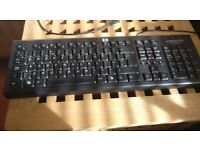 Hp keyboard and gaming mouse usb