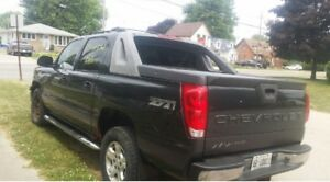 Chevy avalanche 03