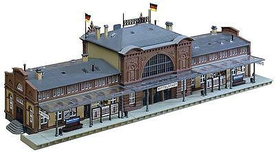 Faller 110115 H0 Estación Mittelstadt 446x160x130mm Nuevo Emb. Orig.