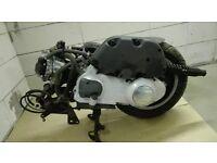Piaggio Vespa Gts 125cc leader engine