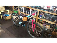 Diamond back refurbished rigid custom built mountain bike