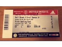 Kell Brook vs Errol Spence Tickets - Matchroom Boxing - IBF World Welterweight Title Fight