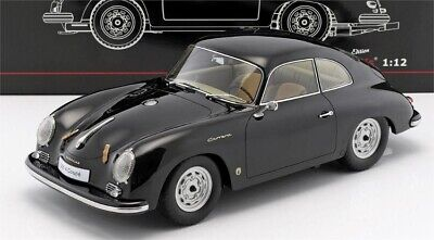 #40015 schwarz 1:12 Premium ClassiXXs Porsche 356 A Coupe ohne Vitrine