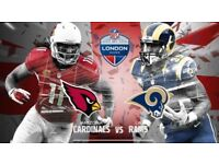 Los Angeles Rams V Arizona Cardinals At Twickenham