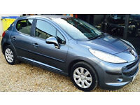 Peugeot 207 1.4 VTi 95 GUARANTEED FINANCE payments between £18-£36PW